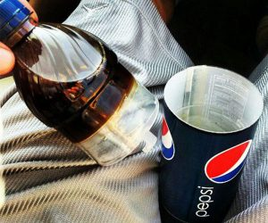 Pepsi Bottle Safe Stash