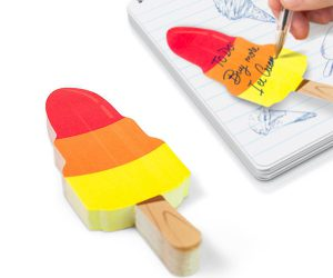 Popsicle Post it Sticky Notes