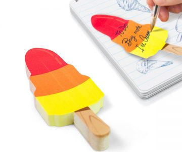 Popsicle Post it Sticky Notes