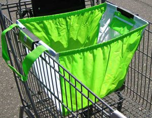 Reusable Shopping Cart Bag