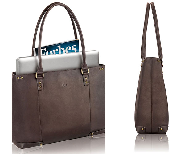 Solo Leather Carryall Bag