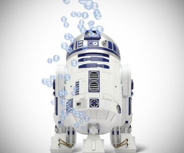 Star Wars R2 D2 Bubble Generator