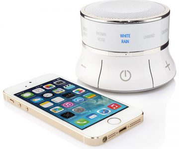 Tranquil Moments Bedside Speaker