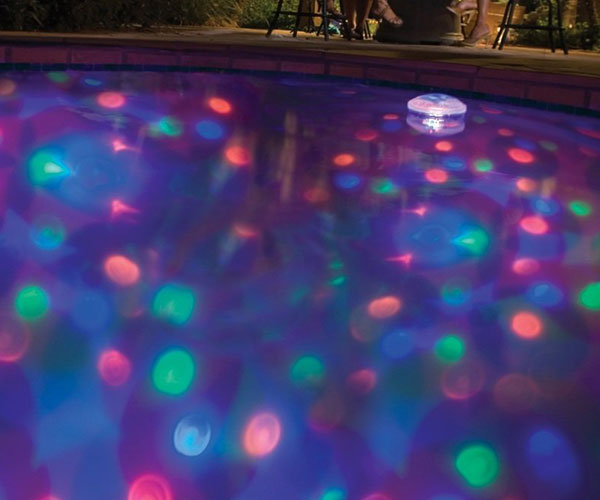 Underwater Disco LightShow