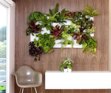 Urbio Wall Planters