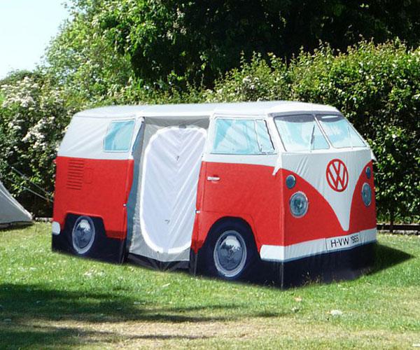 & Volkswagen VW Camper Tent
