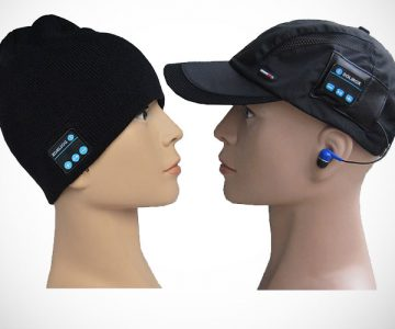 Wireless Bluetooth Knit Hat Music Cap