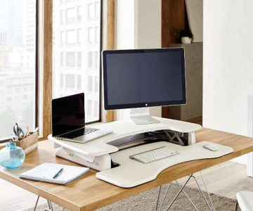 Adjustable Standing Desk Workstation