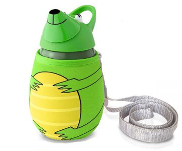 Animal Shaped Colorlife Kids Bottle