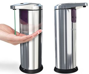 Automatic Touchless Sensor Soap Dispenser