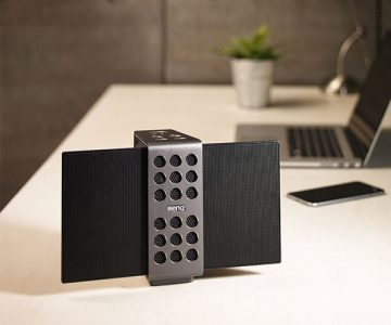 BenQ treVolo Electrostatic Wireless Speaker