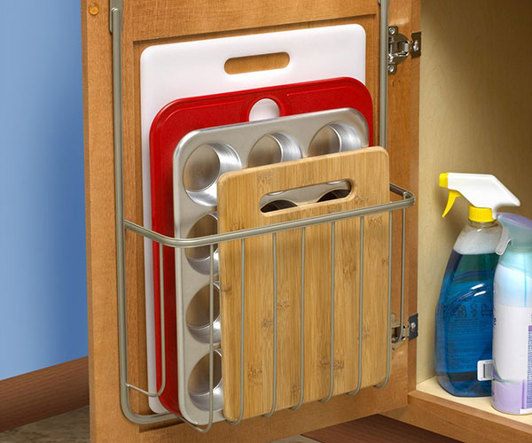 Cutting Board & Bakeware Holder