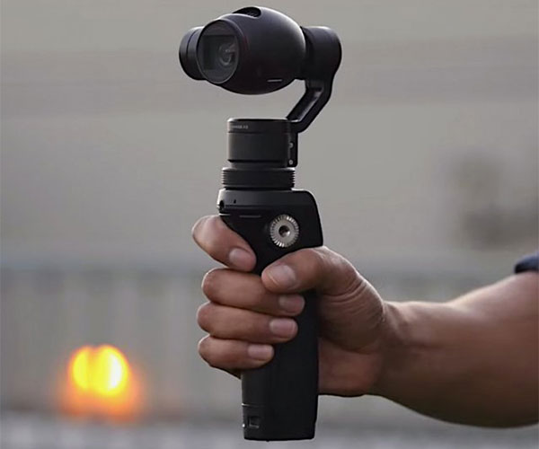 DJI Osmo Handheld 4K Camera
