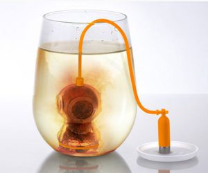 Deep Sea Diver Tea Infuser