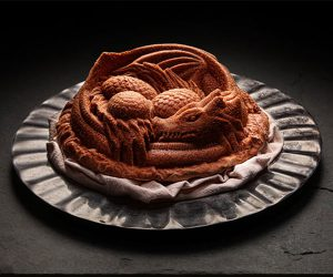 Dragon Cake Pan Mold