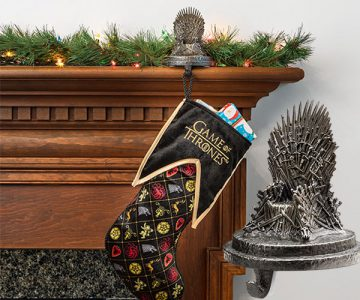 Game of Thrones Throne Stocking Holder