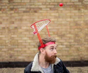 Headband Hoop Game