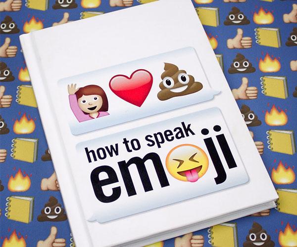 How To Speak Emoji Book