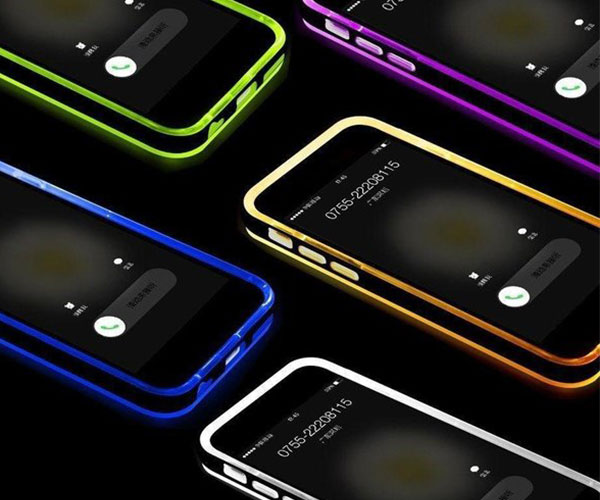 Incoming Call Flash iPhone Case