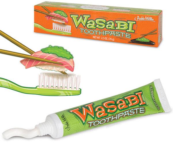 Japanese Wasabi Toothpaste