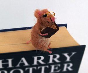 Miniature Mouse Bookmark