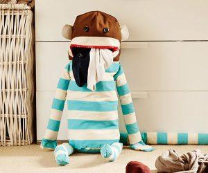 Monkey Laundry Bag