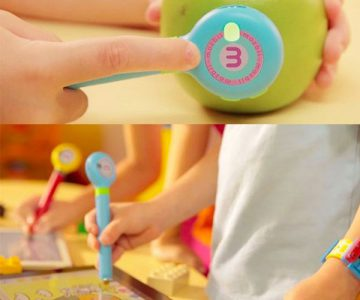 Mozbii Pen Color Picking Stylus for Kids