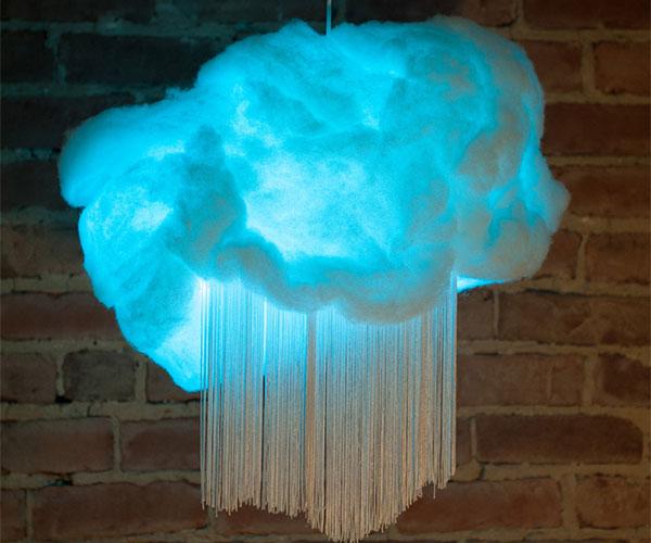 Rainbow Dream Clouds Light