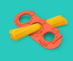 Spaghettaboutit Spaghetti Measuring Tool