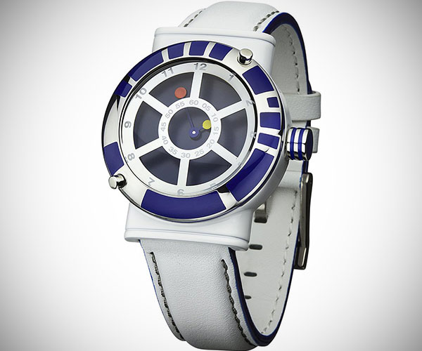 Star Wars R2-D2 Collectors Watch