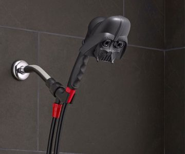 Star Wars The Force Awakens Darth Vader Shower Head