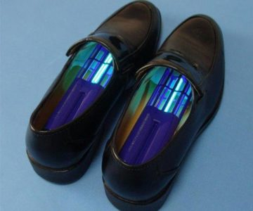 Ultraviolet Shoe Sanitizers