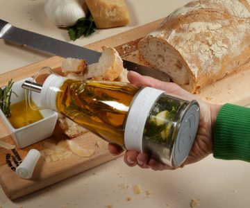 Salad Zinger Salad Dressing Infuser