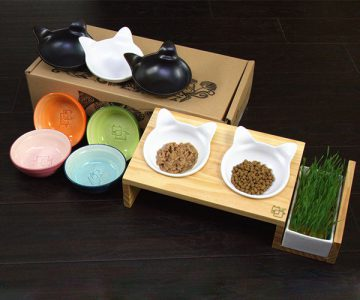 Cat Dining Table by ViviPet