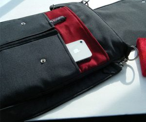 IUptownChic Classy Laptop Bag for All Sizes