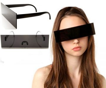 Internet Censorship Sunglasses