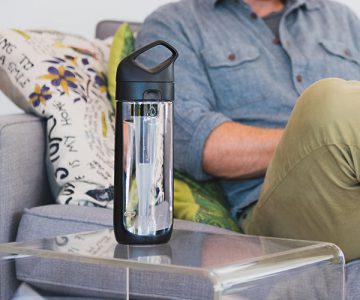 KOR Nava Filter Water Bottle