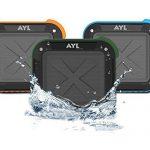 Portable Outdoor and Waterproof Speaker by AYL