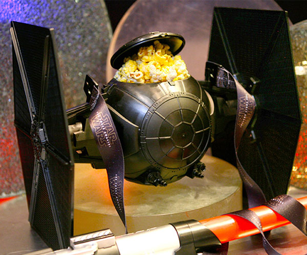 Star Wars Force Awakens PopCorn Bucket