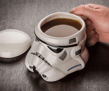 Star Wars Stormtrooper Helmet Mug