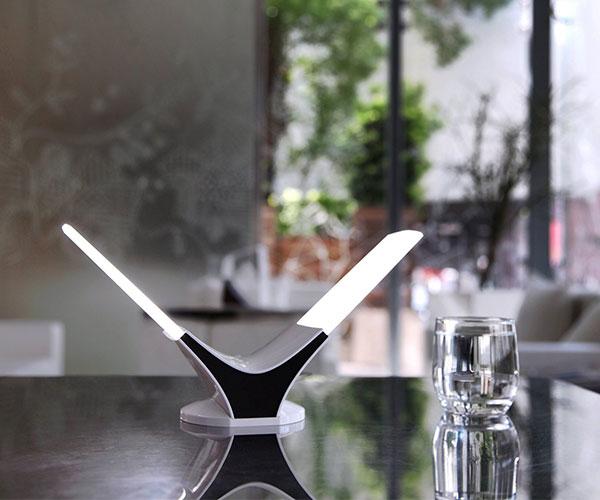 Table Twins LED Desk Lamp