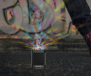 Wireless Party Speaker With LED Light Show