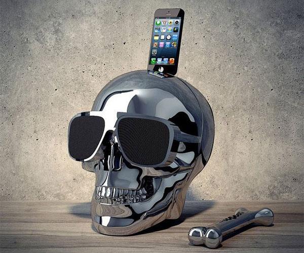 AeroSkull HD Bluetooth Speaker