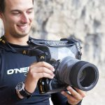 DiCAPac WaterProof Underwater Case for DSLR Camera