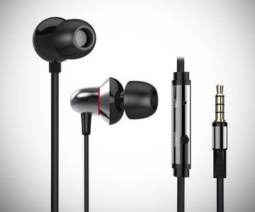 Divoix 110 Enhanced Bass Noise Cancelling Earphones