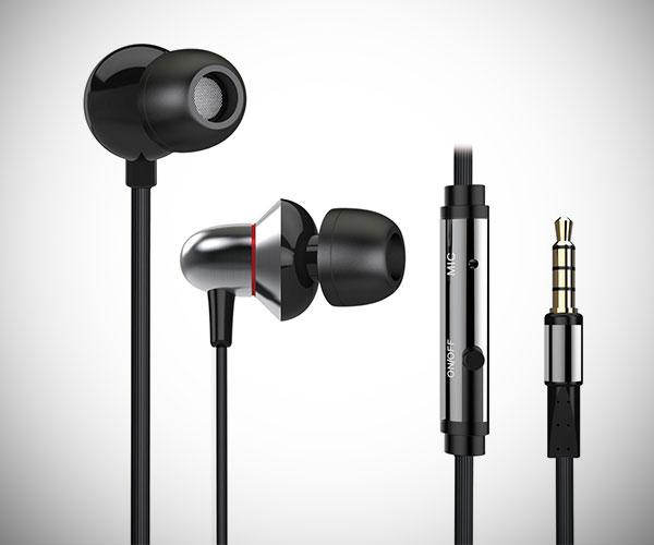 Divoix 110 Enhanced Bass Noise Cancelling Earphones