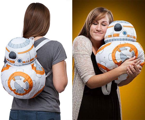 Star Wars BB-8 Backpack