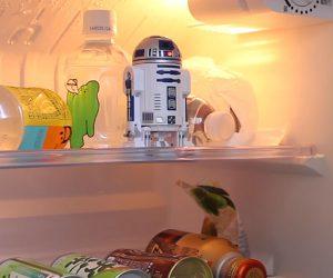 Star Wars R2-D2 Talking Fridge Gadget