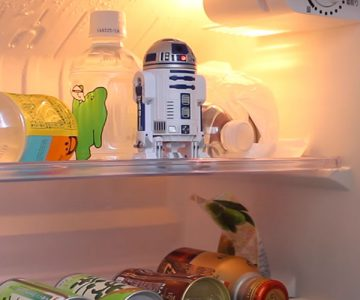 Star Wars R2-D2 Talking Fridge Gadget
