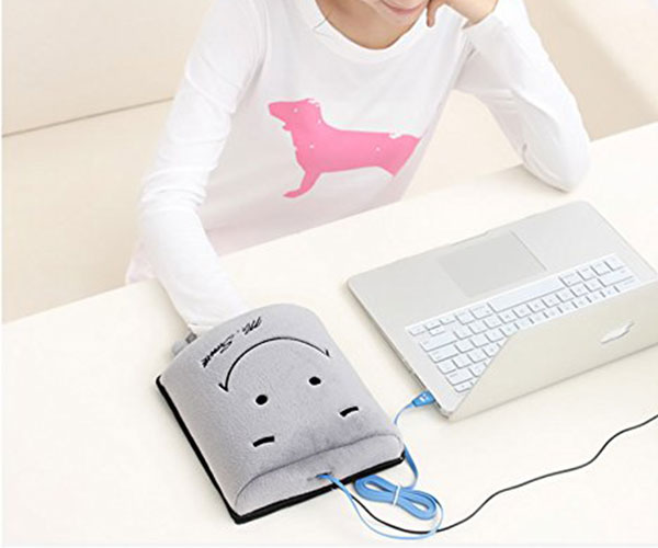 Usb Hand Warmer Mouse Pad
